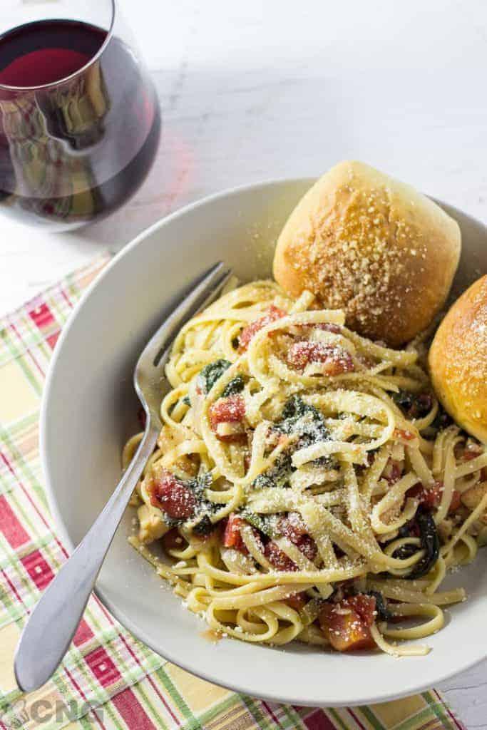 One Pot Dinner - Pasta
