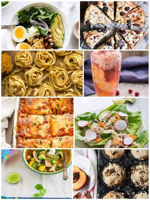 Seasonal Recipes for the month of September