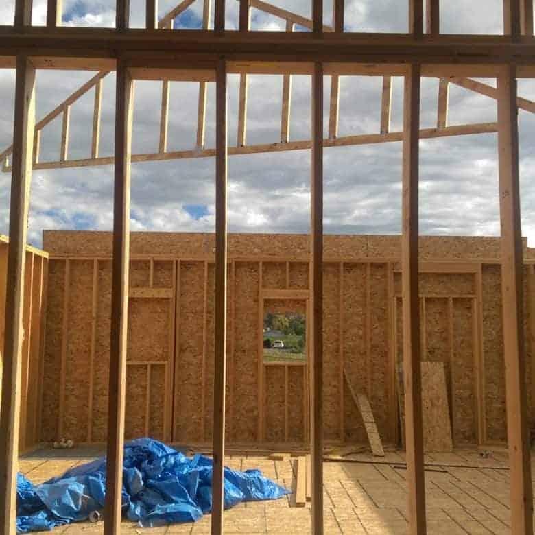 House update: Framing (October 2016)