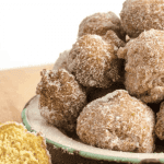Image of Pumpkin Donut Holes