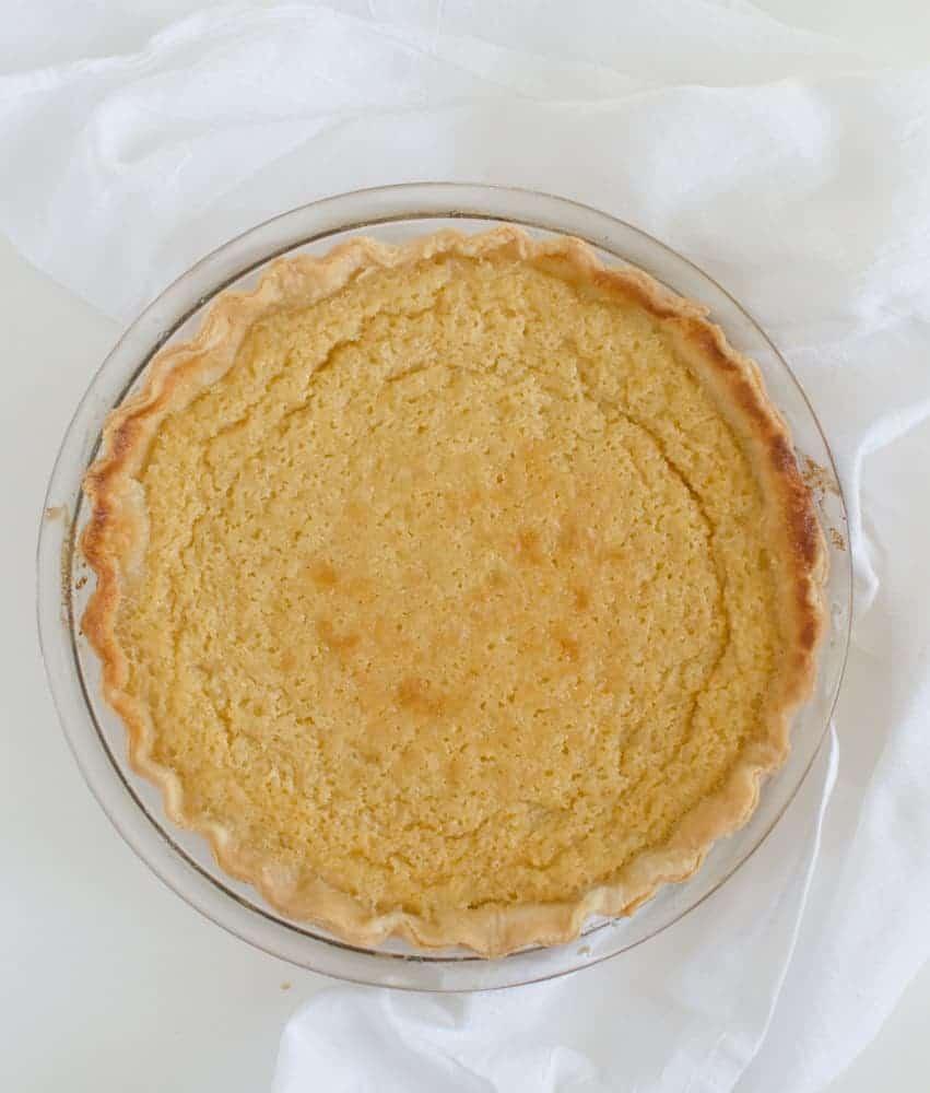 8 Must-Make Pie Recipes - Buttermilk Pie