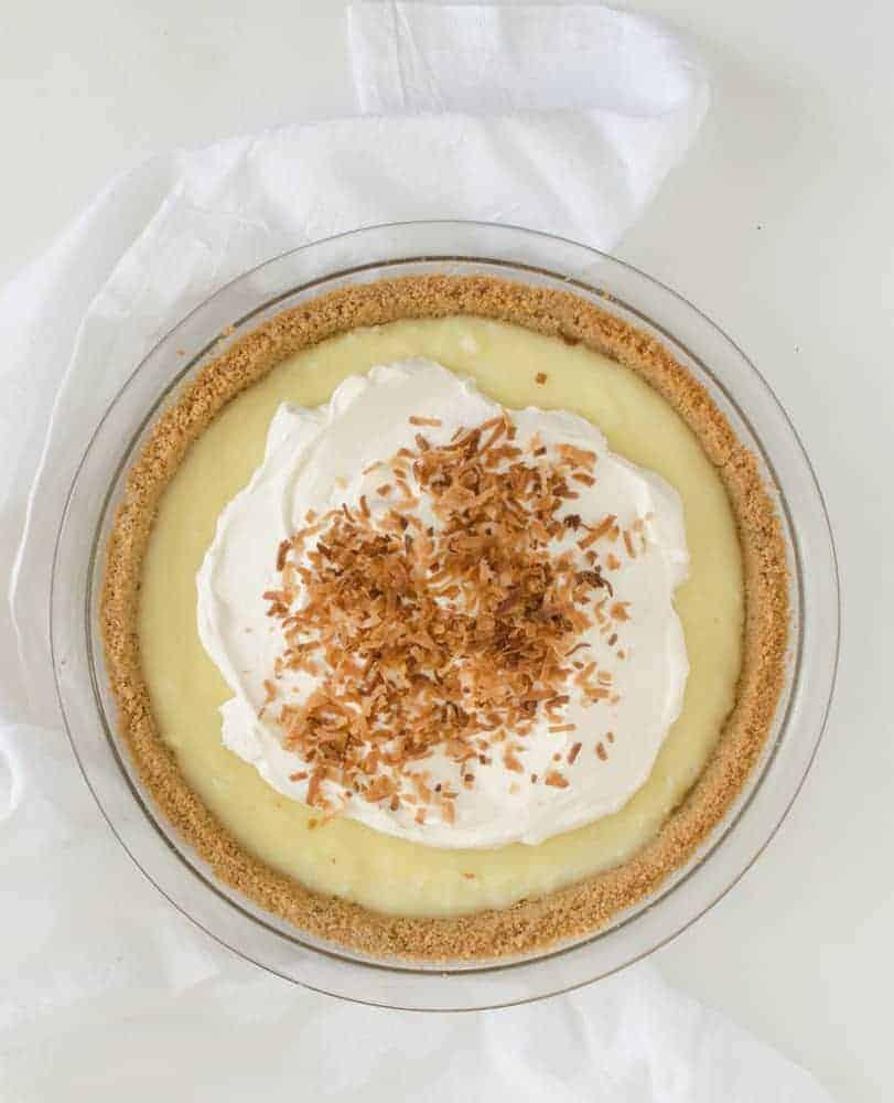 8 Must-Make Pie Recipes - Coconut Cream Pie