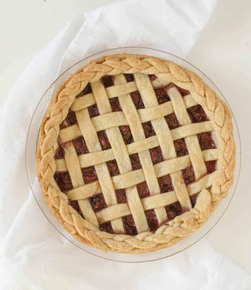 8 Must-Make Pie Recipes - Cherry Pie