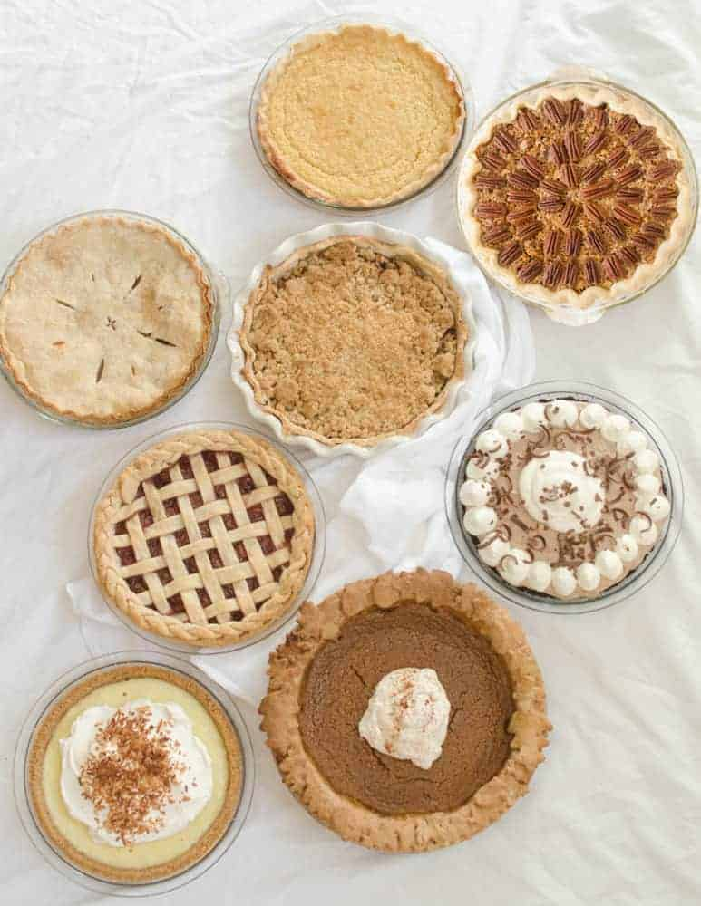 8 Must-Make Pie Recipes