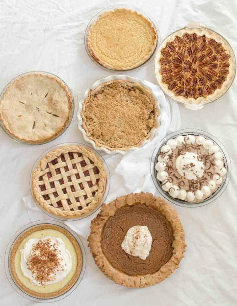 8 Must-Make Pie Recipes