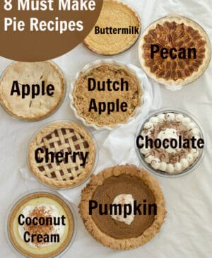 8 Must-Make Pies