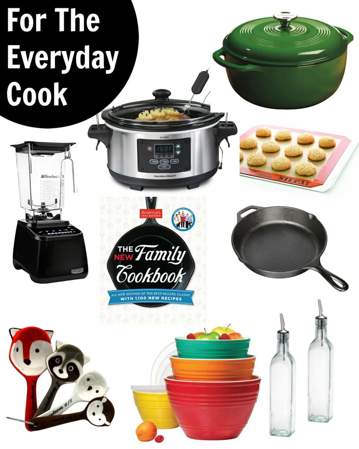 Gift Guide 2016 - Cooking