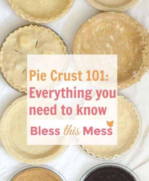 4 Recipes for Perfect Pie Crust