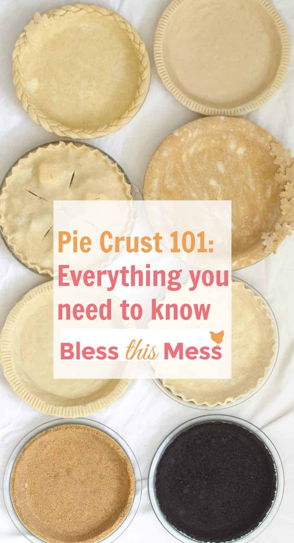 Image of perfect pie crusts