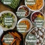 Thanksgiving Side Dishes Picture