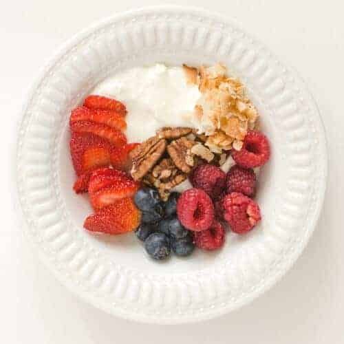 5 Easy Healthy Yogurt Bowl Ideas