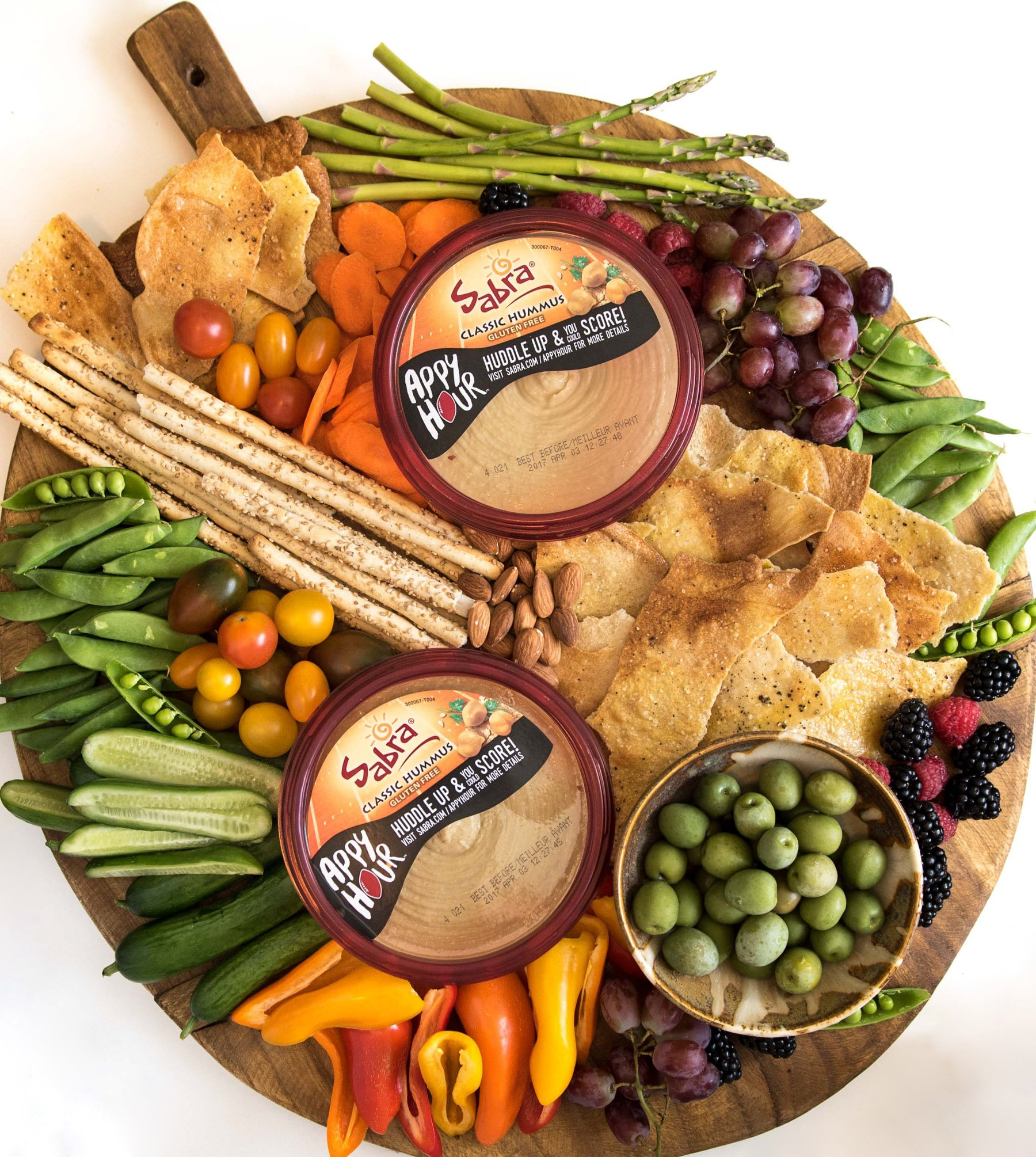 Simple Diy Hummus Platter A Quick And Easy Party Appetizer Recipe