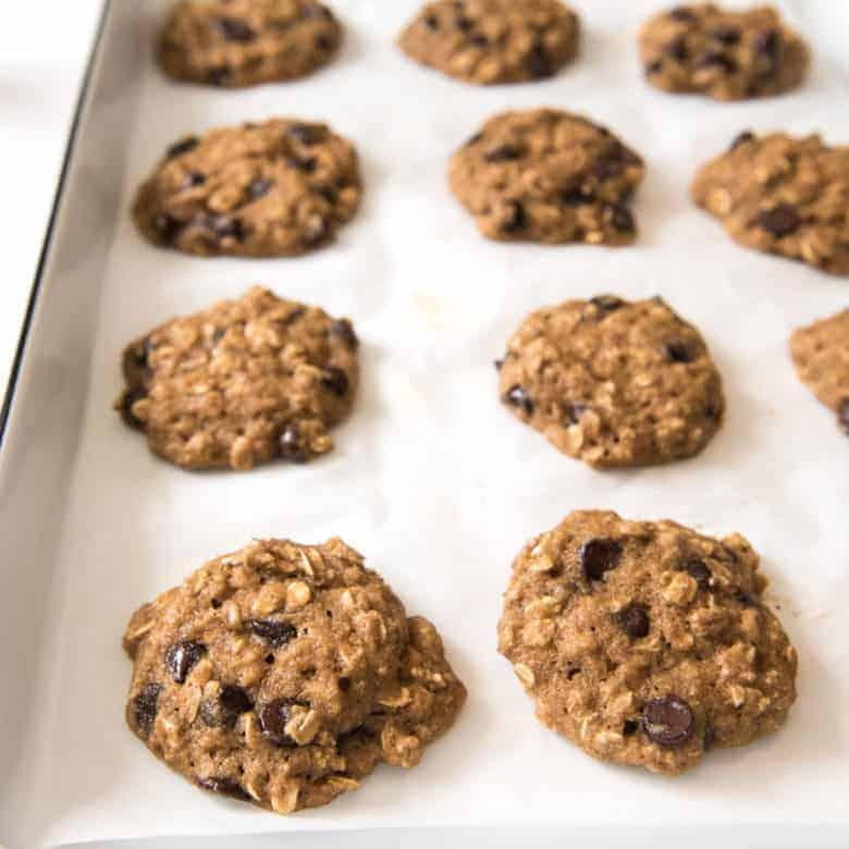 Healthy Applesauce Cookies
