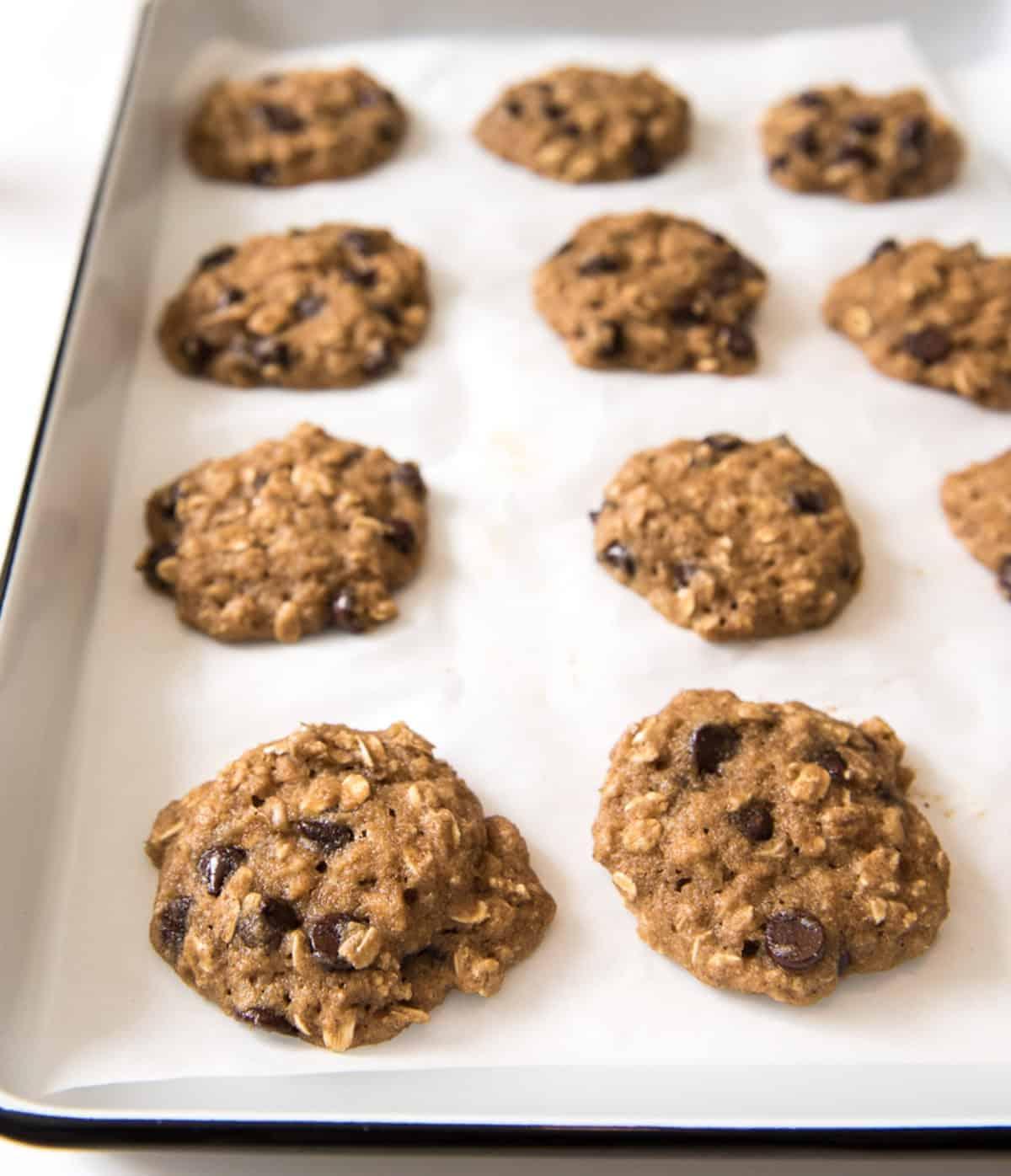 Easy Applesauce Cookies Recipe Baking With Applesauce