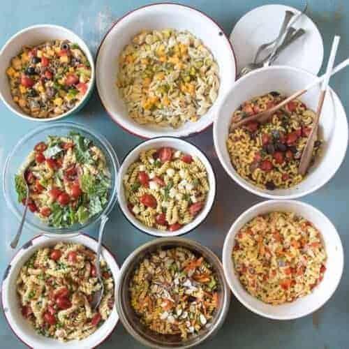 8 of the Best Pasta Salad Recipes