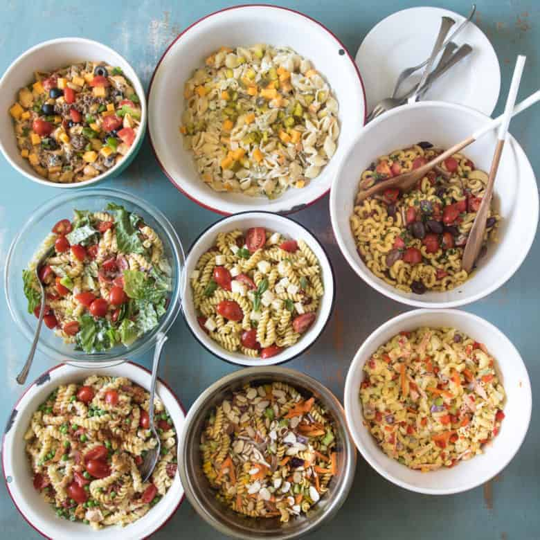 8 of the Best Pasta Salad Recipes