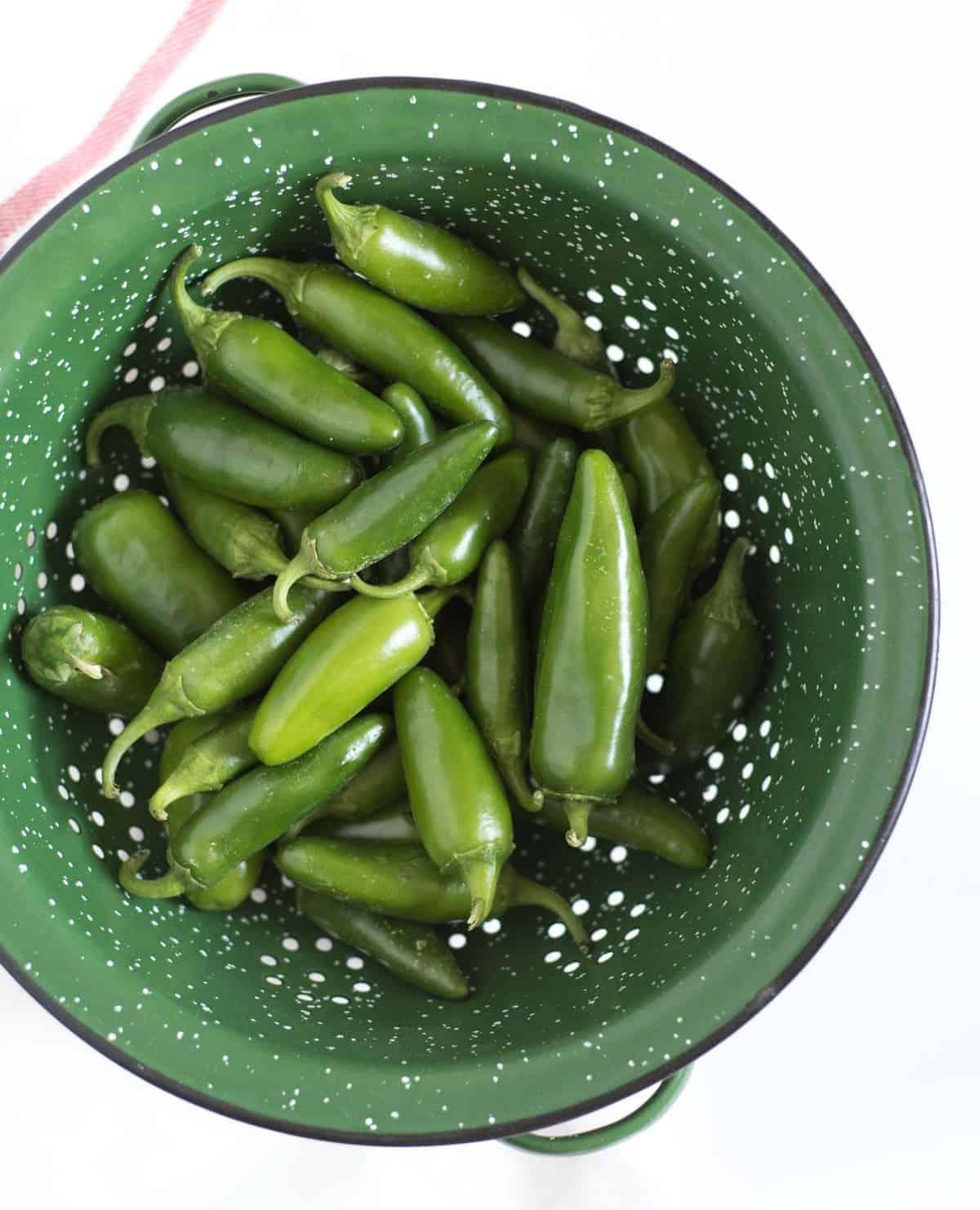Pickle Peppers - Jalapeños