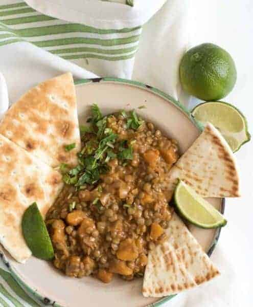 Lentil Curry Image