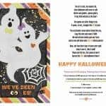 Printable Halloween Poem Image
