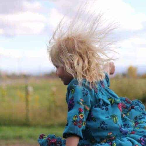 Raising a Wild One - 4 Tips to Raising a Strong-Willed Child