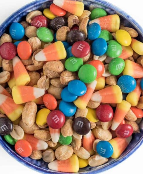 Photo of Candy Corn Snack Mix