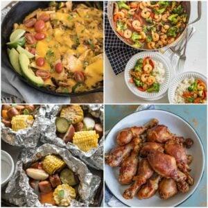 Family Meal Plan: Summer Menu