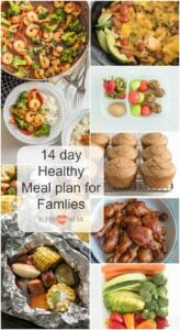 Clean Eating Meal Plan   How to Stay Healthy This Summer