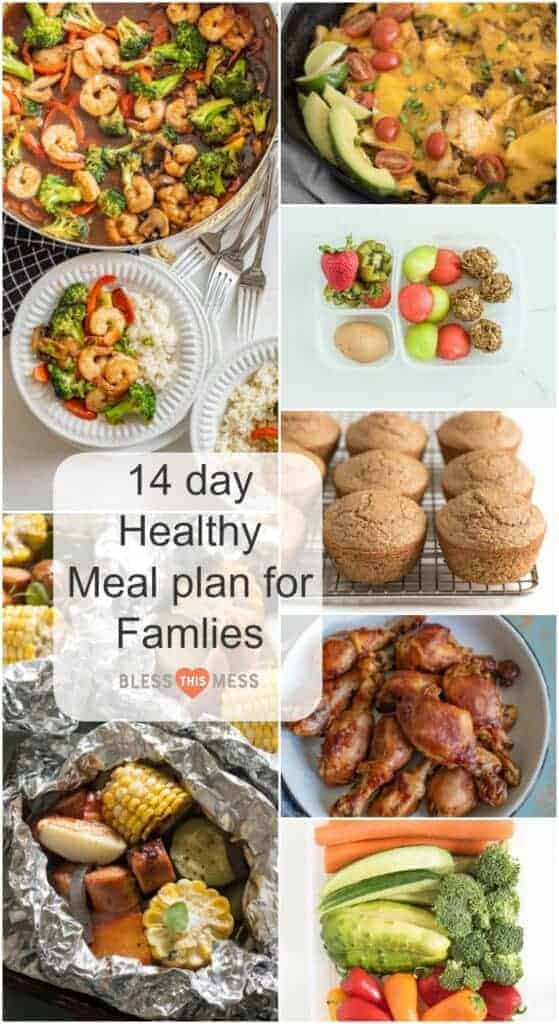 Clean Eating Meal Plan | How to Stay Healthy This Summer