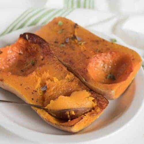 Easy Baked Butternut Squash Recipe