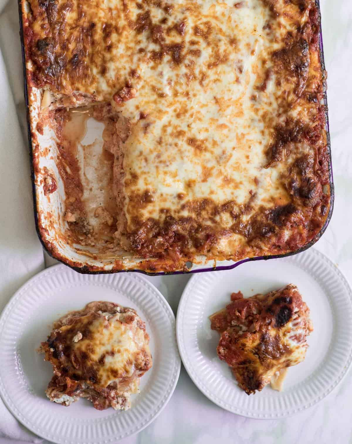 Classic Lasagna Recipe How To Make Traditional Lasagna