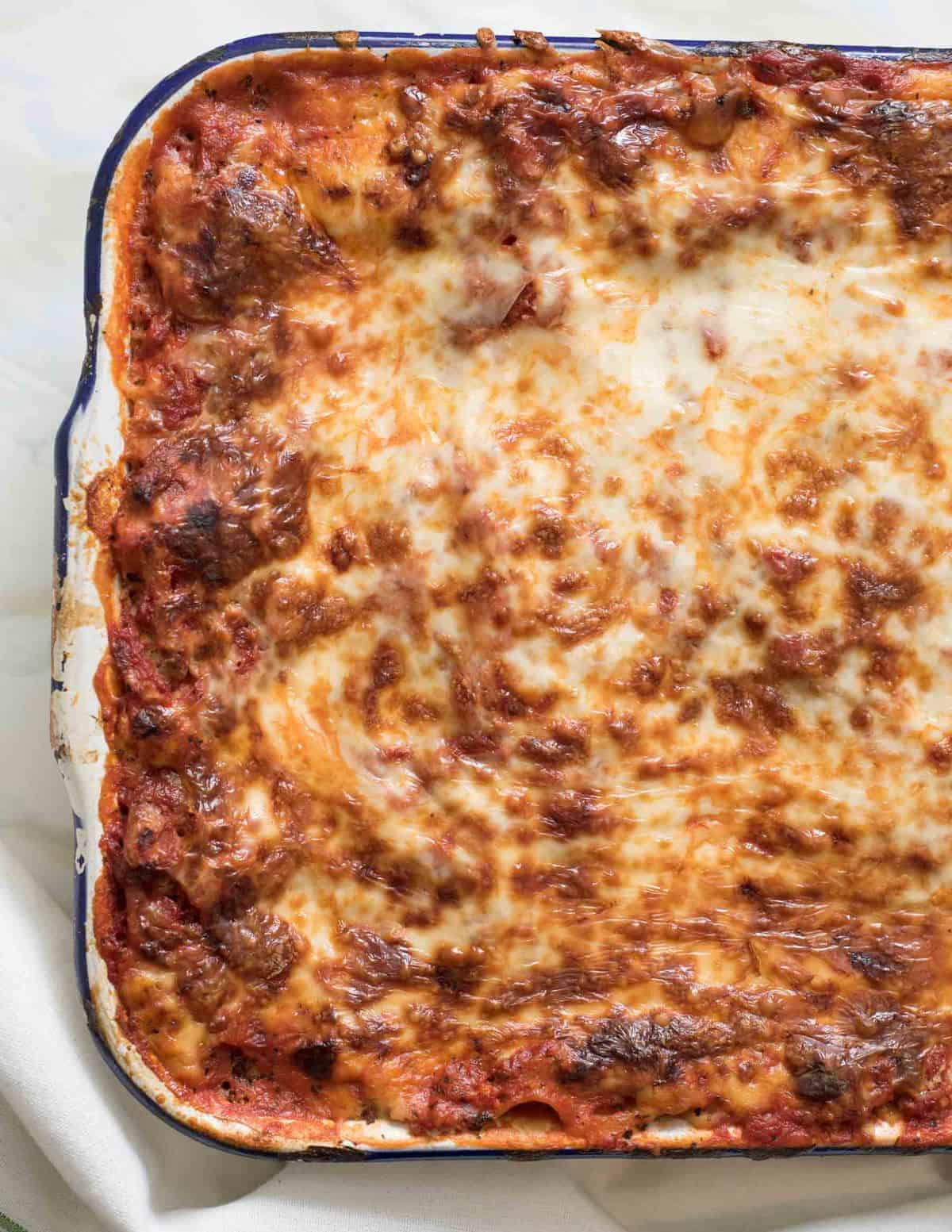 The Best Make Ahead Lasagna Easy Lasagna Recipe