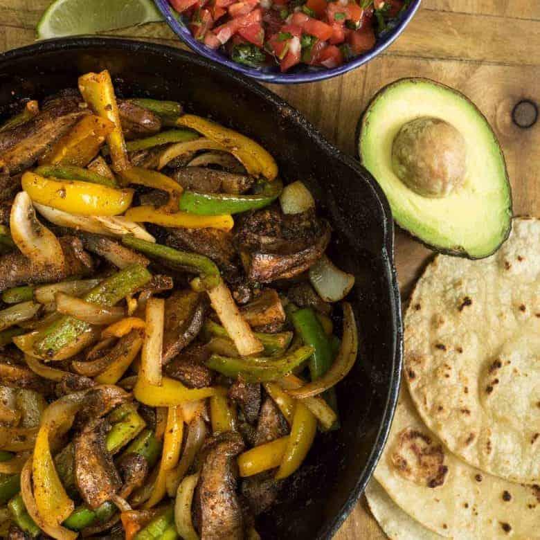 The Best Mushroom Tacos