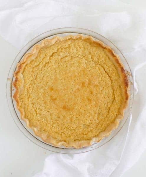 Picture of Buttermilk Pie