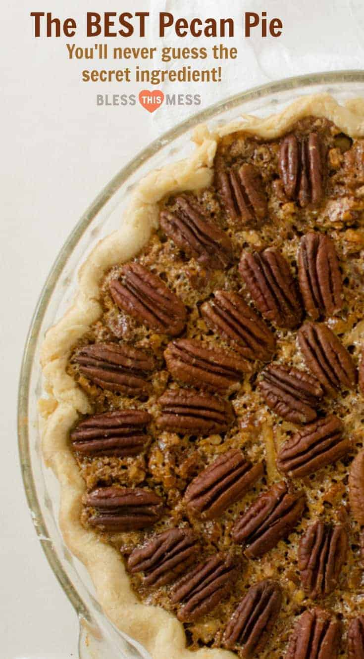 The best pecan pie recipe is made with a secret ingredient that you have in your kitchen right now, browned butter!