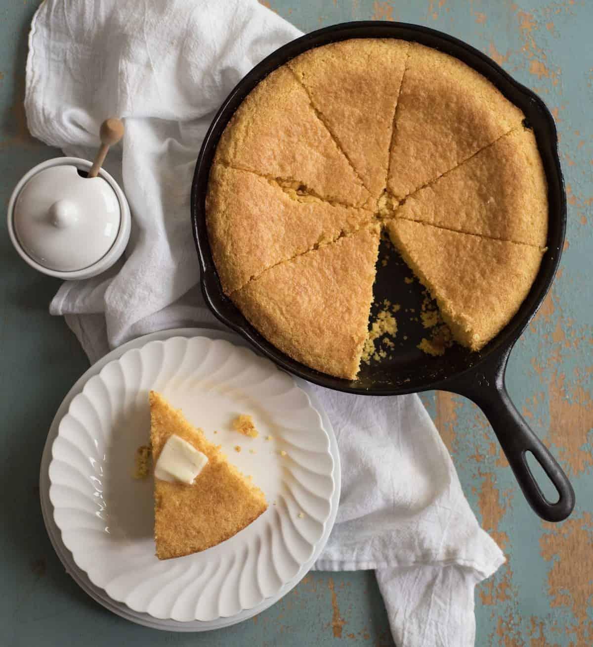 Quaker Oats Easy Cornbread Recipe