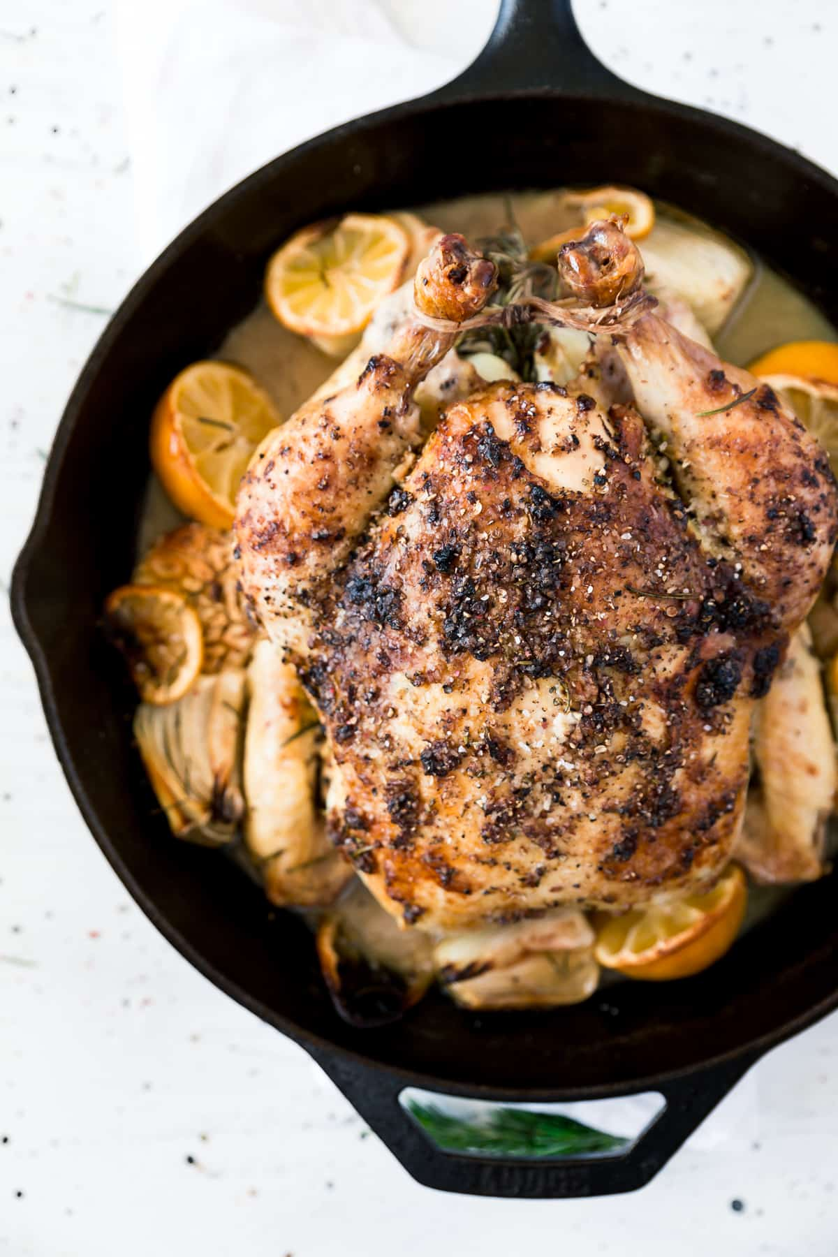how to cook a whole baked chicken bless this mess