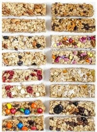 8 Easy Homemade Granola Bar Recipes