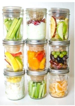 10 Easy Healthy Snacks You Can Prep In Advance Low Calorie Snacks
