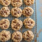 Homemade Oatmeal Chocolate Chip Cookies Recipe