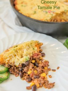 Image of One Pan Tamale Pie