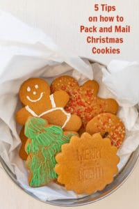 How to Ship Christmas Cookies - 5 Simple Steps for Success!