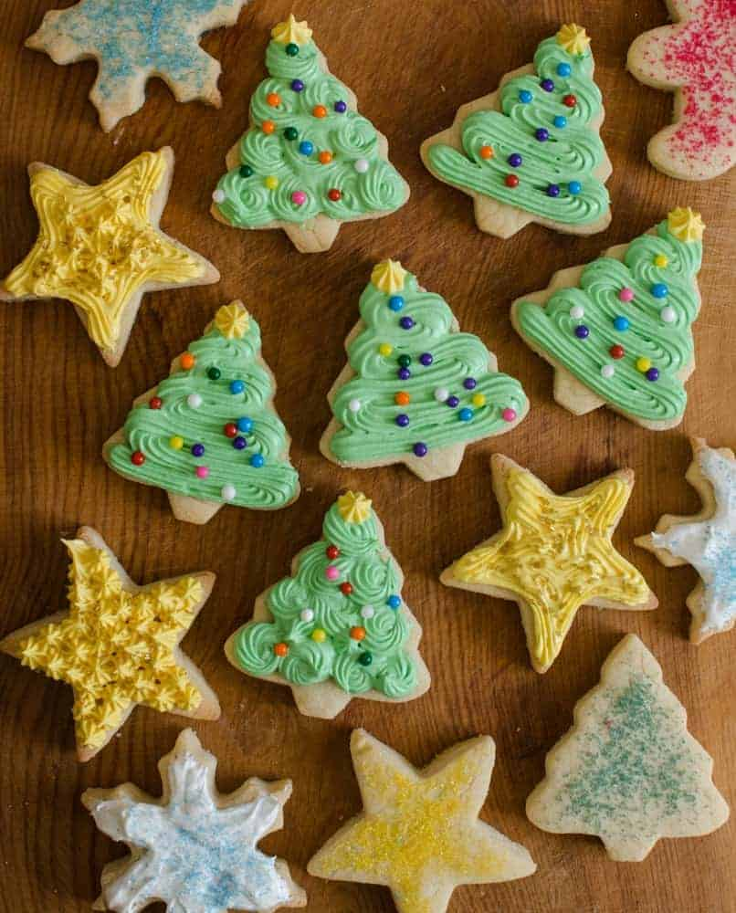 Grandma Lucy's Sugar Cookies