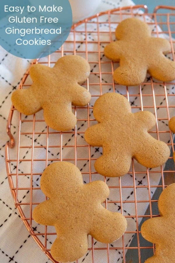 Gluten Free Gingerbread Cookies Easy Gluten Free Cookie Recipes