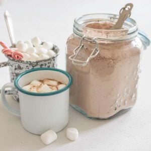 Easy Homemade Hot Cocoa Mix