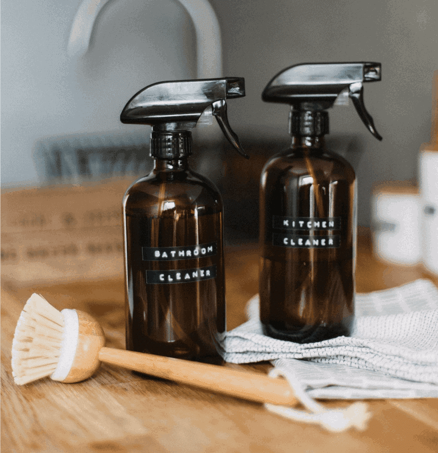 Image of Homemade Cleaners