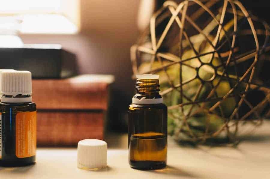 Image of a Tea Tree Oil Bottle