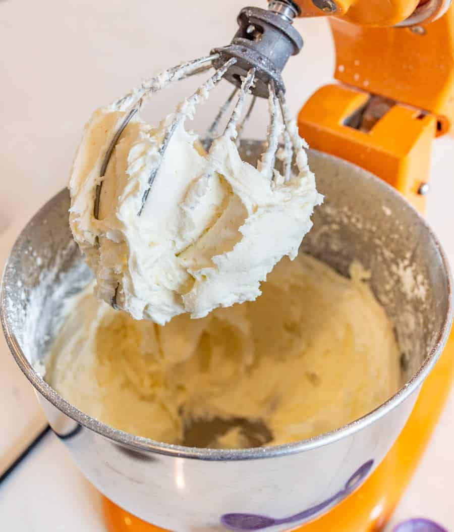 My Favorite Frosting for Sugar Cookies is buttery, creamy, and fluffy to ice your favorite cookies or any other dessert that calls for simple icing.
