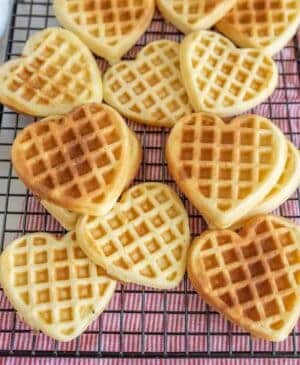 The Best Classic Waffle Recipe