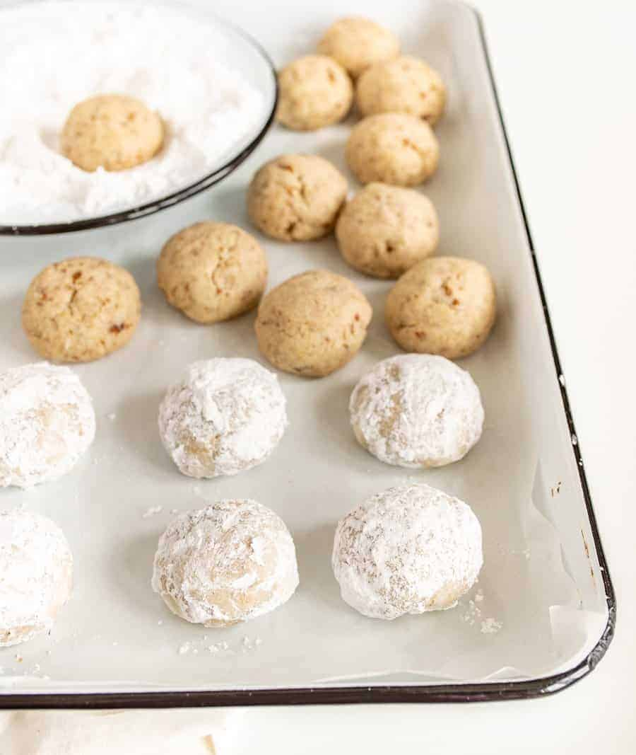 Easy Mexican Wedding Cookies Recipe Bless This Mess