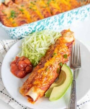 Turn up the fun on dinner time with these cheesy and flavorful Ground Beef Enchiladas. With simple ingredients and a whole lot of flavor, they could be your newest weeknight staple.